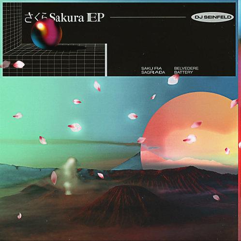 DJ Seinfeld 'Sakura EP' (Young Ethics X)