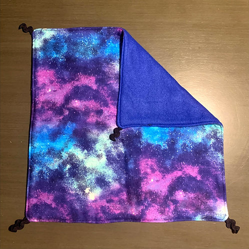Space & Blue Flat Hammock