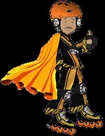skate_man_super_hero_cape_helmet_rollerb