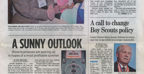 Look, Skate Woman is Front Page News!