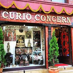 Curio Concern Showroom