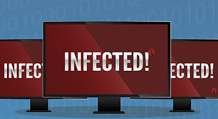 picture of virus on computer cape coral swfl computer repair virus & spyware