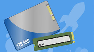 picture of m.2 and sata solid state hard drive memory upgrade cape coral swfl