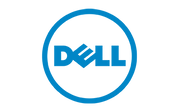 picture of Dell logo for computer repair manufacturers offered by creative computer solutions in cape coral swfl