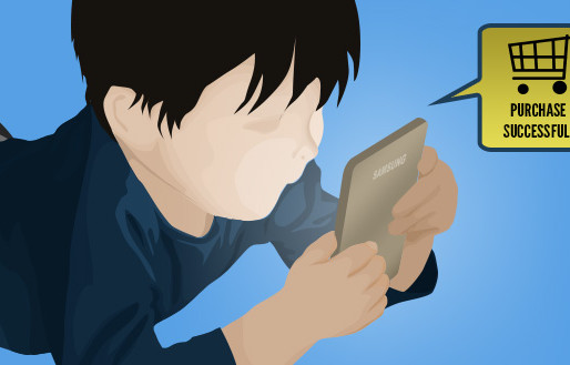 Keeping Tabs On Children's App Purchases