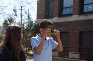 Art House Urban Bright Residency at Constellation Schools: Old Brooklyn Elementary