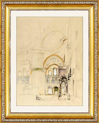 Sultanahmet Camii || John Frederick Lewis