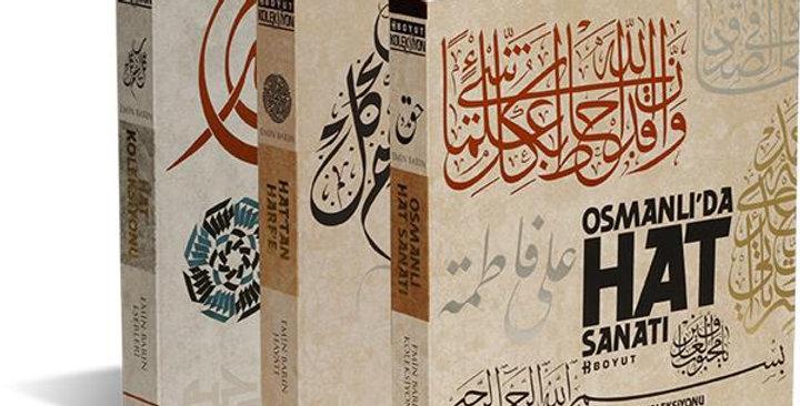Emin Barın Hat Koleksiyonu / Üç Kitap