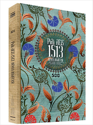 Piri Reis 1513 Dünya Haritası