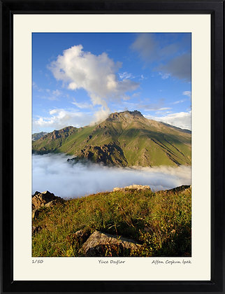 Yüce Dağlar    Edisyon Baskı Fotoğraf
