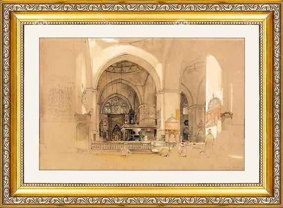 Bursa Ulucami || John Frederick Lewis