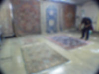 lavaggio tappeti