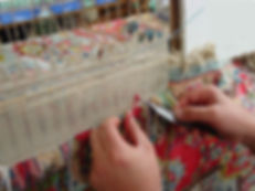 ricostruzione tappeti, ricostruzione disegni sui tappeti
