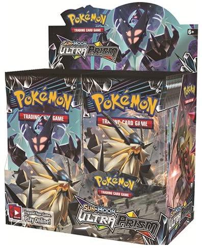 Pokemon Ultra Prism Booster Box