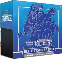 Battle Styles Elite Trainer Box [Rapid Strike Urshifu] (Blue)