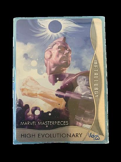 2020 MARVEL MASTER PIECES HIGH EVOLUTIONARY M-14