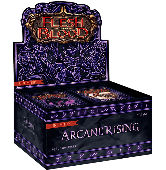 Flesh and Blood Arcane Rising Unlimited Booster Box
