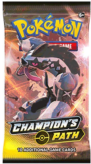 Champions Path Booster Packs