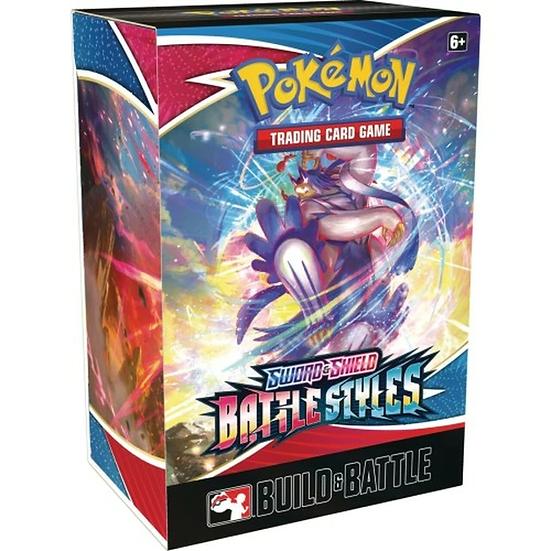 Build and Battle BattleStyle Box