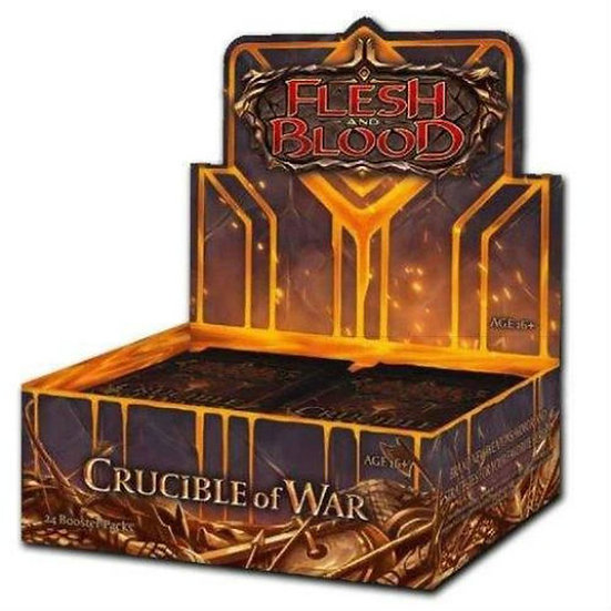 Flesh and Blood Crucible of War (First Edition)