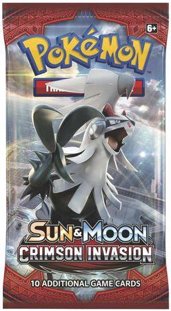 Pokemon Sun&Moon Crimson Invasion