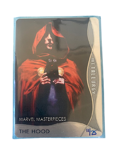 2020 MARVEL MASTERPIECES THE HOOD M-80 #11/25
