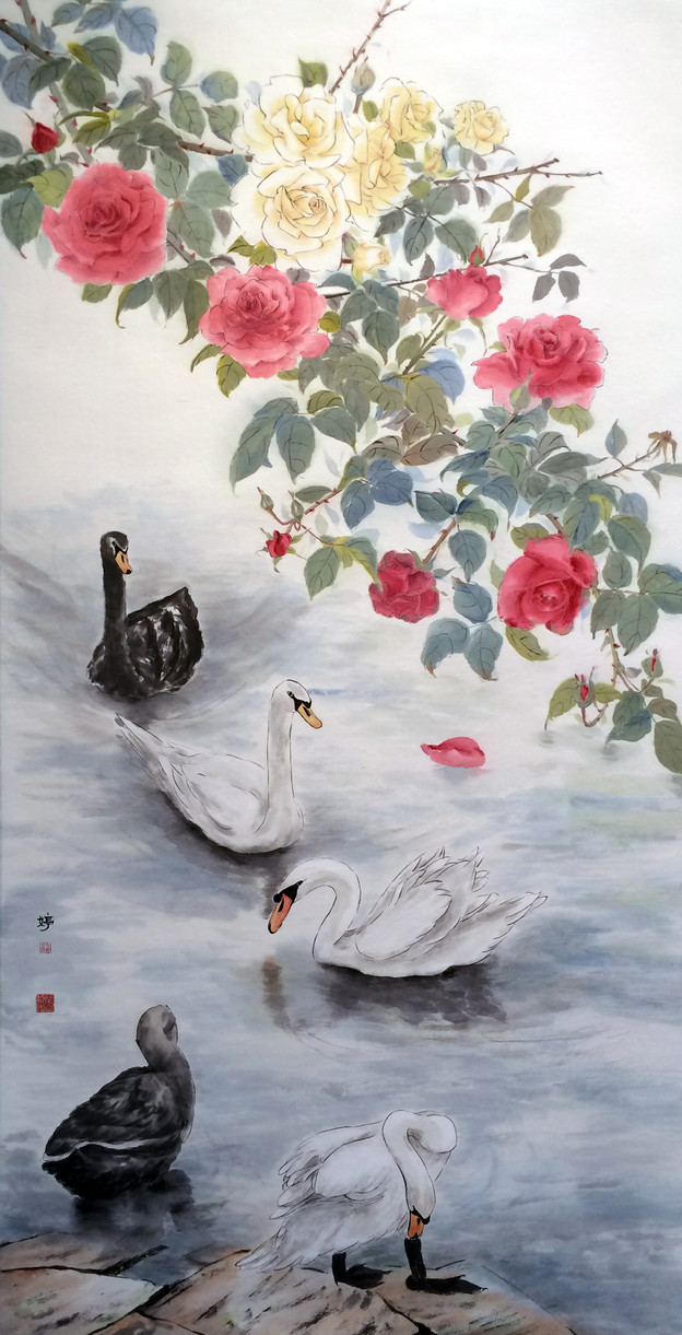 Joyful & Leisurely (1) 鳥無優 (一)