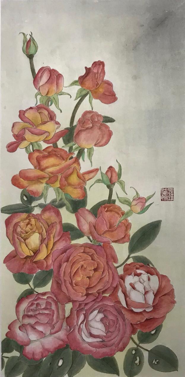 Rouge Roses 赤玫瑰