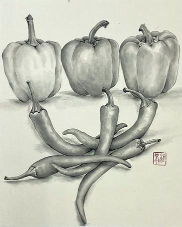 Precious Food - peppers
