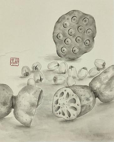 Precious Food - lotus family