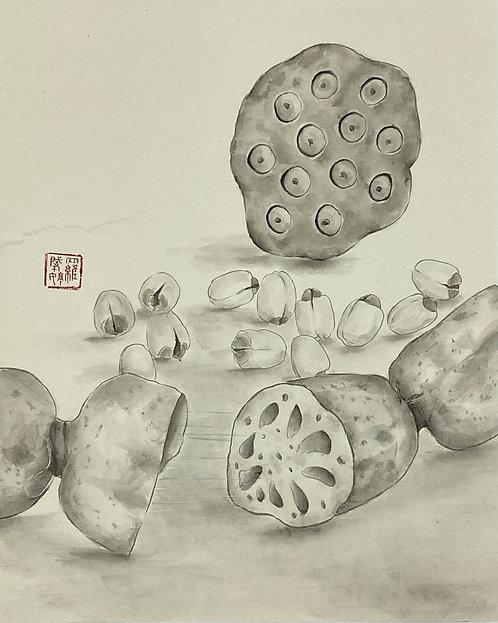 Precious Food - Lotus Family 珍食-