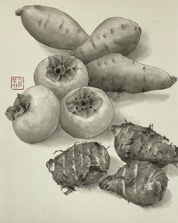 Precious Food - Autumn Food
