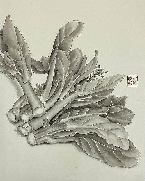Choi Sum 菜芯