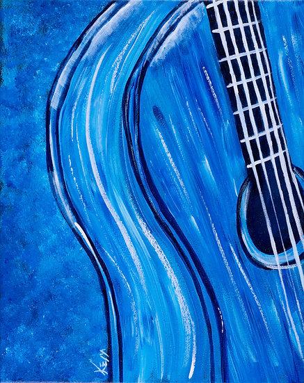 Blue Guitar - Ode to Jimmy Buffett