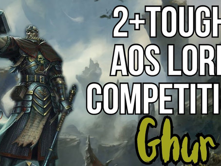 2021 Ghur lore Competition