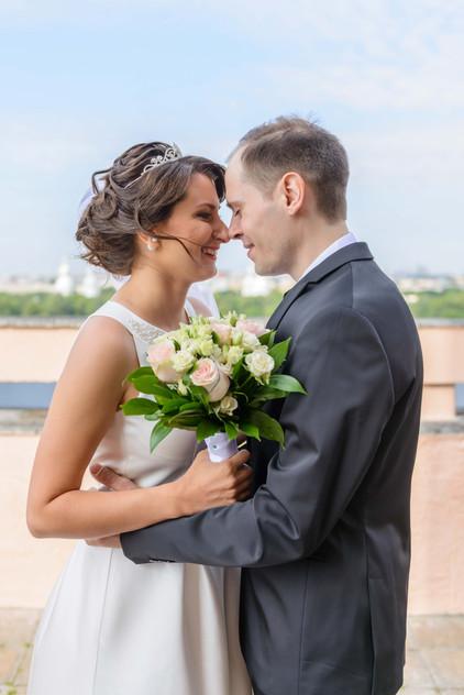 Свадебный альбом Антон и Анна