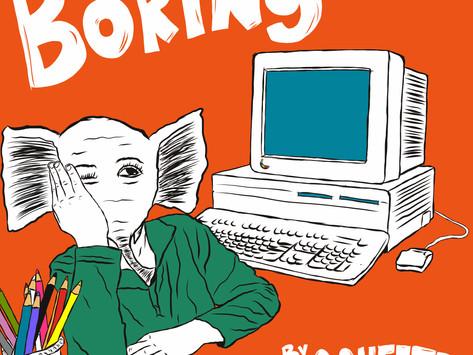 REVIEW: 'Confetti' - Boring