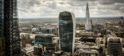 View from Tower 42 - London