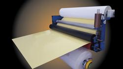 Roll-to-Sheet Lamination