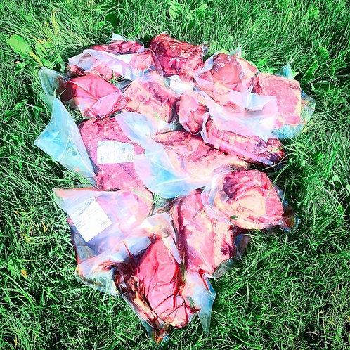 Carne Grassfed 10 Kg  compresa spedizione