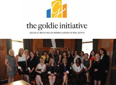 The Goldie Initiative - Jan 2018 Newsletter