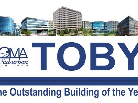 Arboretum Lakes wins 2018 Local TOBY Award
