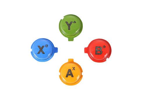 WIN2専用 ABXYボタン+ラバーパーツ
