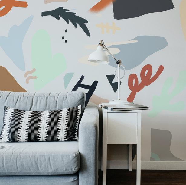 Michael Black Wallpaper design