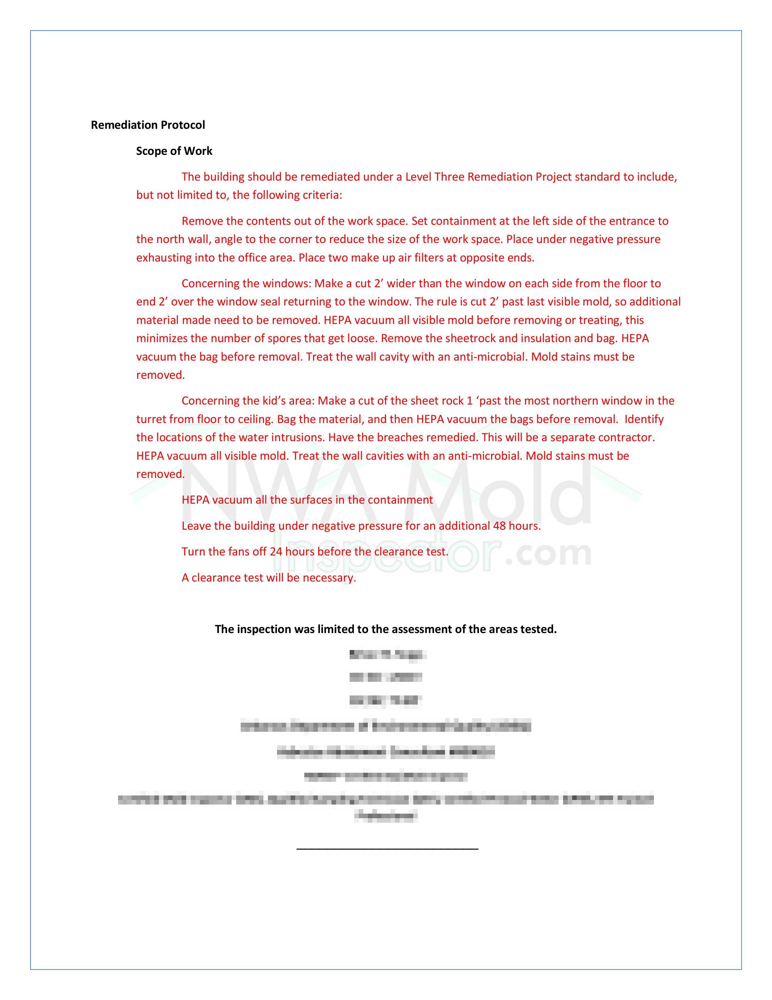 Mold, Asbestos, and Bacteria Testing|Charleson Mold Testing