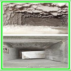 Air ducts need to be cleaned regularly