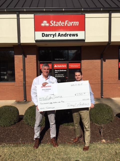 Darryl Andrews with State Farm
