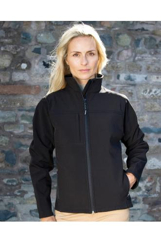 Rusult Ladies Classic Soft Shell Jacket - R121f