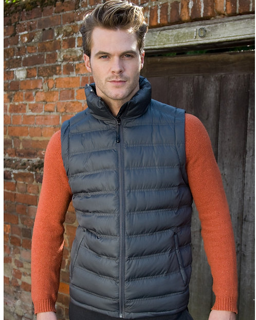 Result Ice Padded Gillet - Mens - R193M