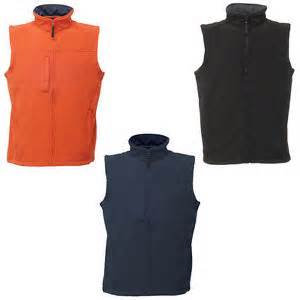 Regatta Flux Shell Gillet - Mens/Unisex - RG154